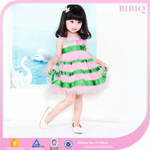 Fashion Princess Kids Dress Beautiful Teenage Girls Clothing