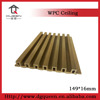 WPC/Wood Plastic Composite Decorative Interior(Hotel/Restuarant/Hospital/Home) Wall Paneling
