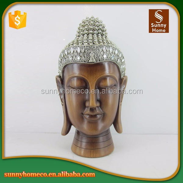 High Quality Folk Art Resin Buddha Crafts Home Decoration