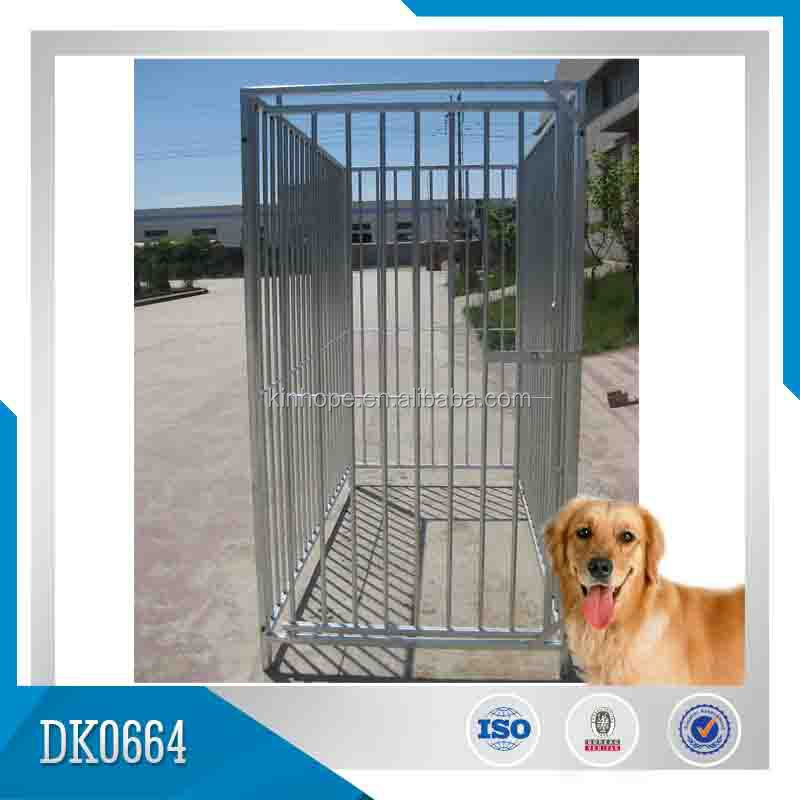 Chain Link Metal Breeding Dog Kennel