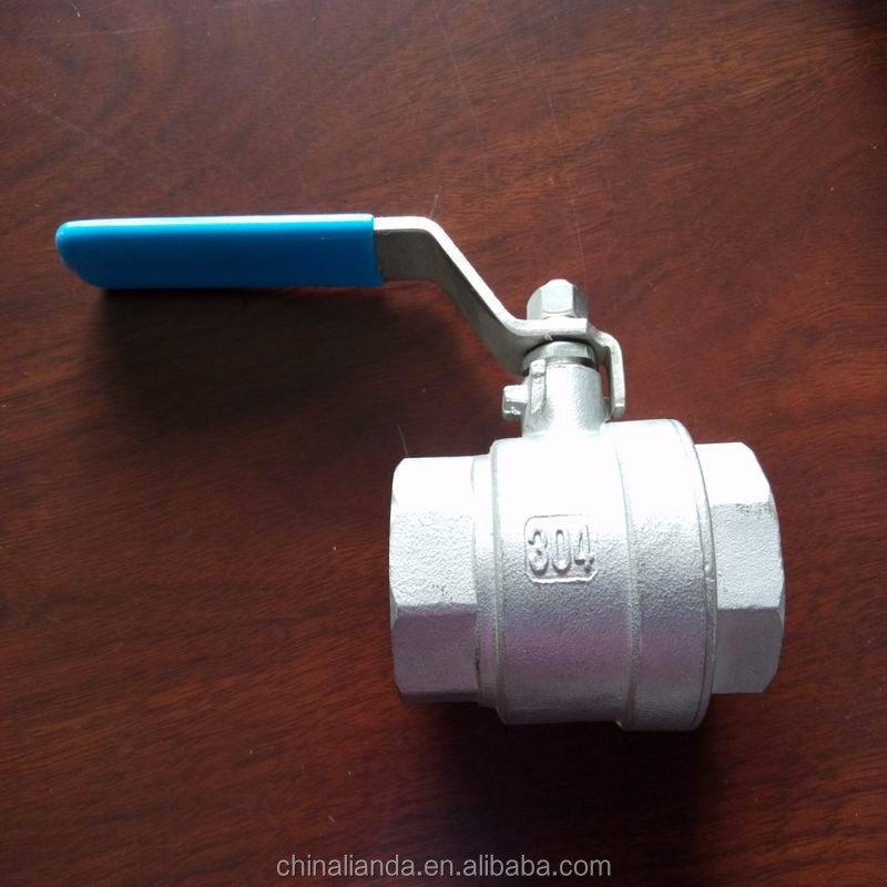 Stainless Steel Ball Valve Pipe Fittings