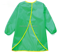 kids apron polyester smock for painting