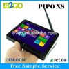High quality PIPO X8 Smart TV Box Dual Boot/OS Mini PC Win 8.1+Android 4.4 Intel Z3736F Quad Core 2G+32G BT set-top box