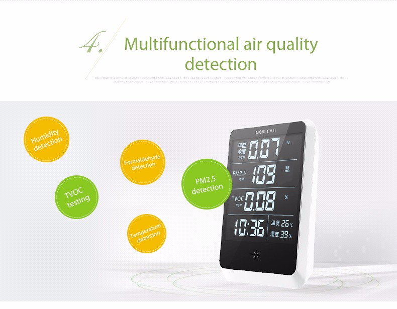 air pollution detector portable