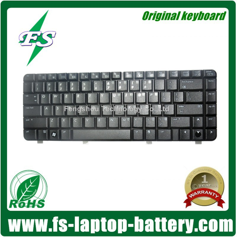 New And Top Quality !! laptop spares V3000 DV2000 backlit computer keyboard for HP keyboard parts / keyboards for laptops
