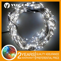 10M 100L Christmas Optic Fiber Light