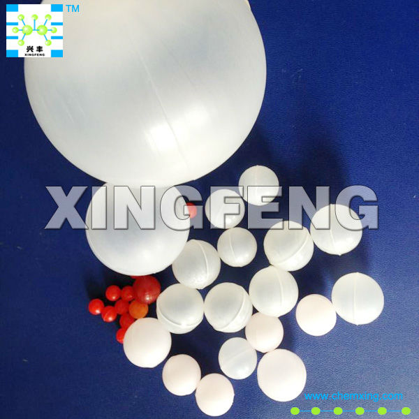 Plastic Hollow Floatation Ball Packing for Waste Water Treatment