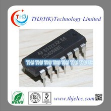 CD4066BE CMOS QUAD BILATERAL SWITCH