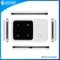 Travel Tourism Use Sentar R95 4G Super Wifi Router With Similar Functions As Huawei