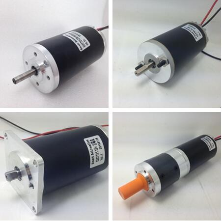 Electric DC Pump Motor, Used for Oil / Air / Water / Fuel / Hydraulic Pump