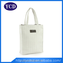 2015 new casual handle fancy shopping bag