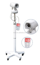 Useful gynecology trolley video colposcope