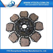 827272 China Truck Spare Parts For Valeo Mf Tractor Clutch Disc