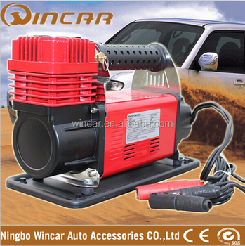 Heavy duty CE Approved 150PSI 12V air compressor