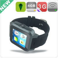 China Android smart tw810 watch phone 3G wifi Sim slot camera wifi bluetooth IPS touch screen watch