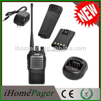 Hot sell security guard equipment walkie talkie 10km range