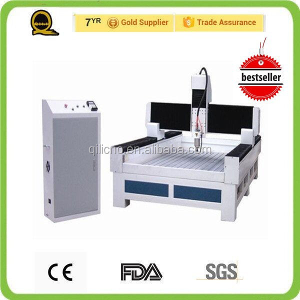 QL1325 Square tube structure automatic/stone column machine