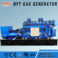 CE approved silent 500 kw wood gas generator price