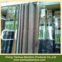 Sliding bamboo folding door for living room in china for sale
