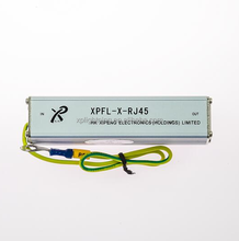 Networking Signal Surge Protection Device with RJ45 interface