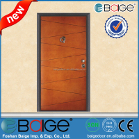 BG-AI9863 Wholesale Storm Exterior Metal Insulated Doors / Hollow Core Doors