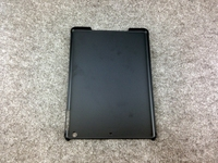 Top quality unique kickstand combo case for ipad 5