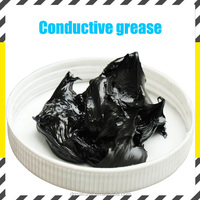 electrically conductive high conductivity grease for machine
