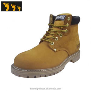 Buy Leather Basic Working Safety Boots