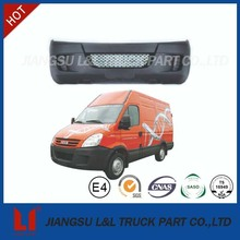 Car front bumper with mesh for iveco daily