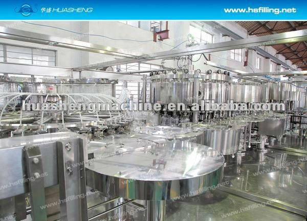 automatic hot sauce filling machine 3 in 1