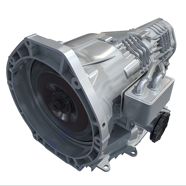 gearbox transmission model from OEM manufacturer