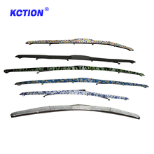 Top quality windshield hybrid colored double mitsuba wiper blades