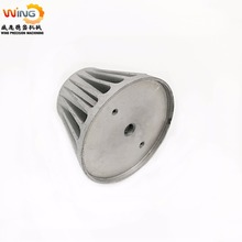 aluminum die casting parts led street light housing manufacture in china