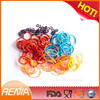RENJIA ball silicone seat o-ring sealing silicone ring factory
