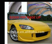 FRP FIBER GLASS FRONT LIP BUMPER FOR HONDA S2000 AP2
