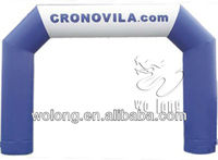 Hot sell advertising inflatable arch, inflatable archway