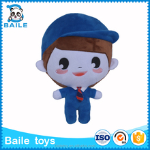 2016Cartoon Doll Soft Toy Plush Doll Cartoon Character Soft Toy