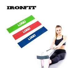 China Wholesale Fitness Natural Latex Resistance Band