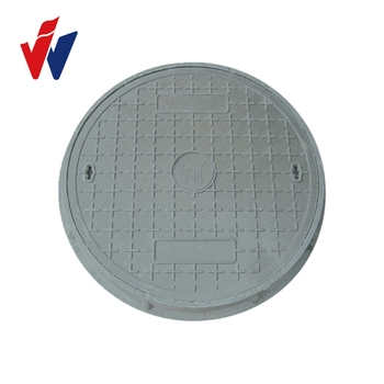 High quality and low price Round SMC composite material cover custom manhole cover