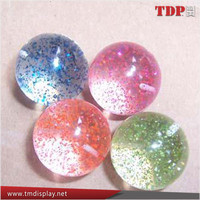 Factory Directly Custom Clear Colorful Acrylic Bubble Sphere for Decoration