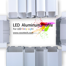 2015 NEW Design Aluminum Profile For LED Light Bar