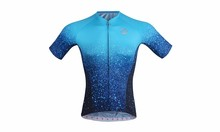 China custom long sleeve soomom cycling jersey