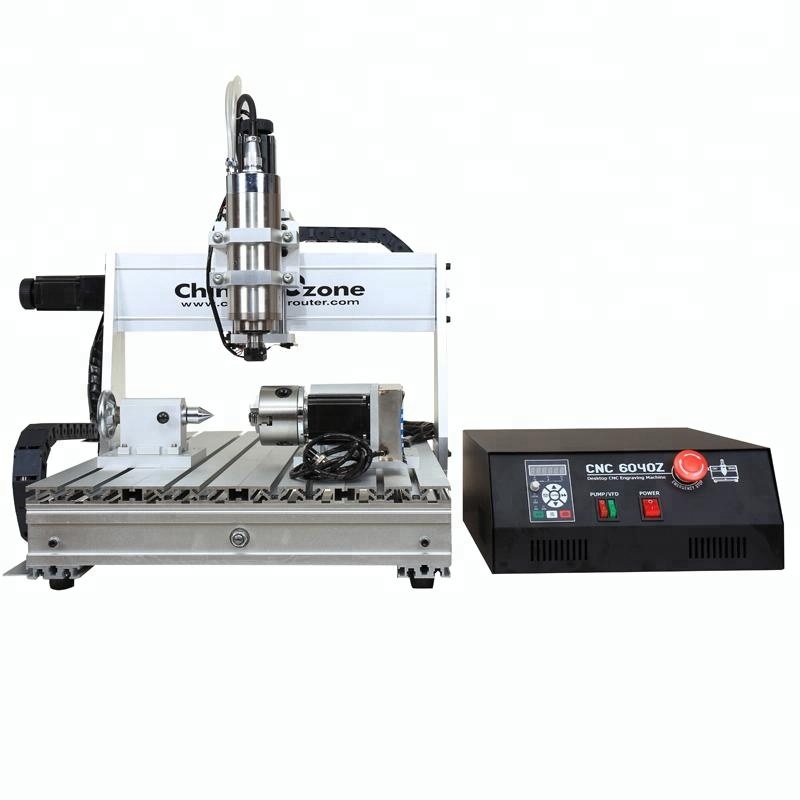 DIY hobby used cnc router 6040 4 axis with competitive <strong>price</strong>