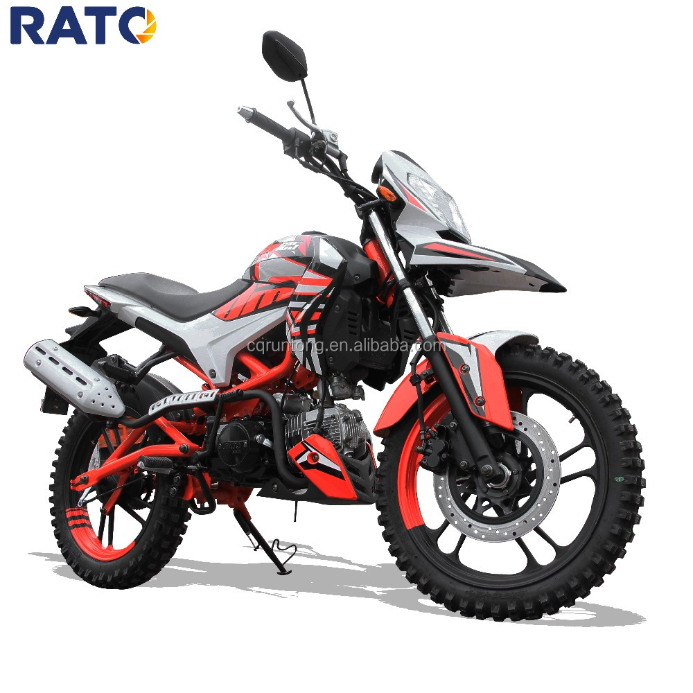Chinese manufacturer cheap dirt bike 125cc motorcycle