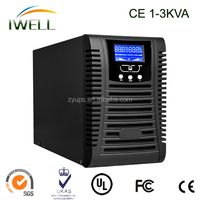 Online High Frequency Uninterrupted Power Supply 1000va power bank ups