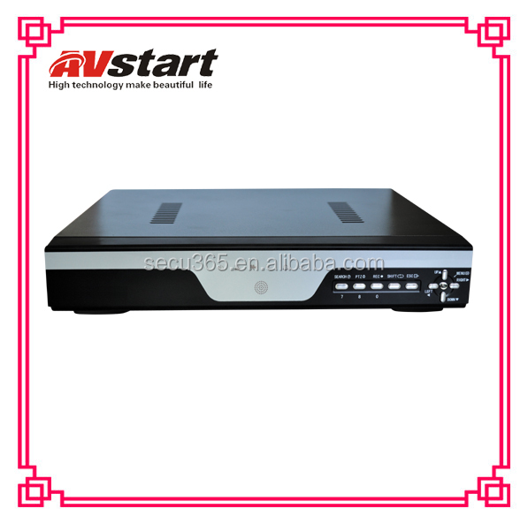Avstart cctv h 264 network dvr with hdmi input