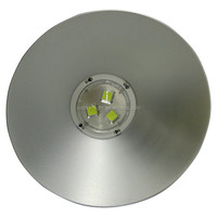 Factory/Hall/Terminal Use IP65 Ultra Bright COB 150w induction high bay light