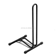 Cycle Products Mighty Rack Single Bike Floor Stand Bicycle Instant Park Bike Rack Cycle Stand - Pro-Quality