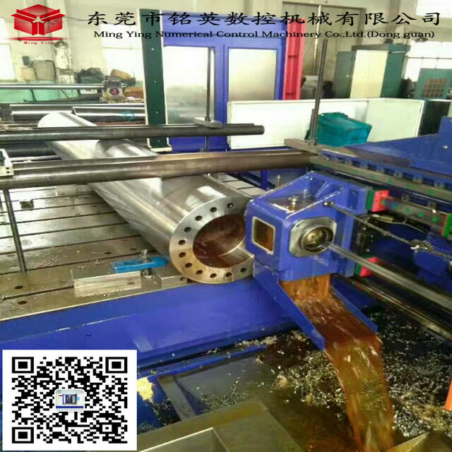 JHD2216 deep hole drilling machine
