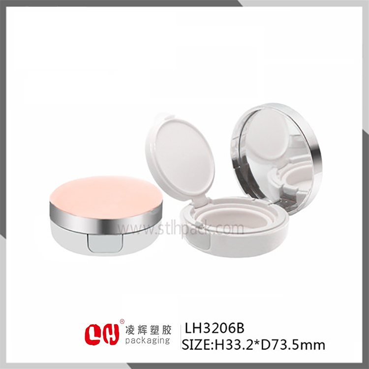 Air cushion BB/CC cream capacity 10g-15g Powder Blush plastic Case BOX Shantou Cosmetic Makeup Packaging